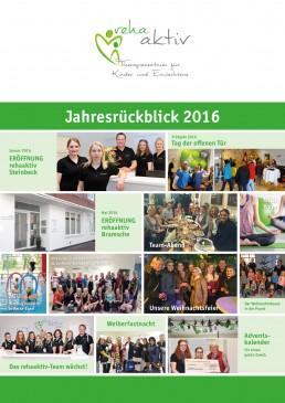 Rehaaktiv Jahresrückblick 2016